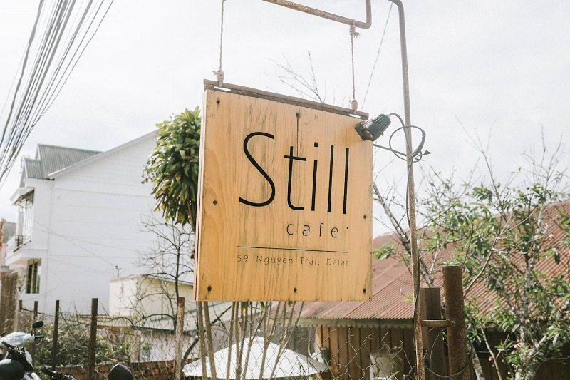 Still Cà phê
