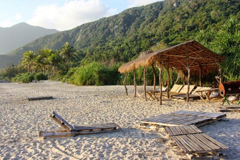 Bãi biển Jungle