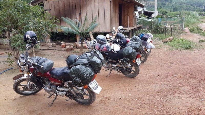 True Friends Easy Rider - thê xe máy Nha Trang