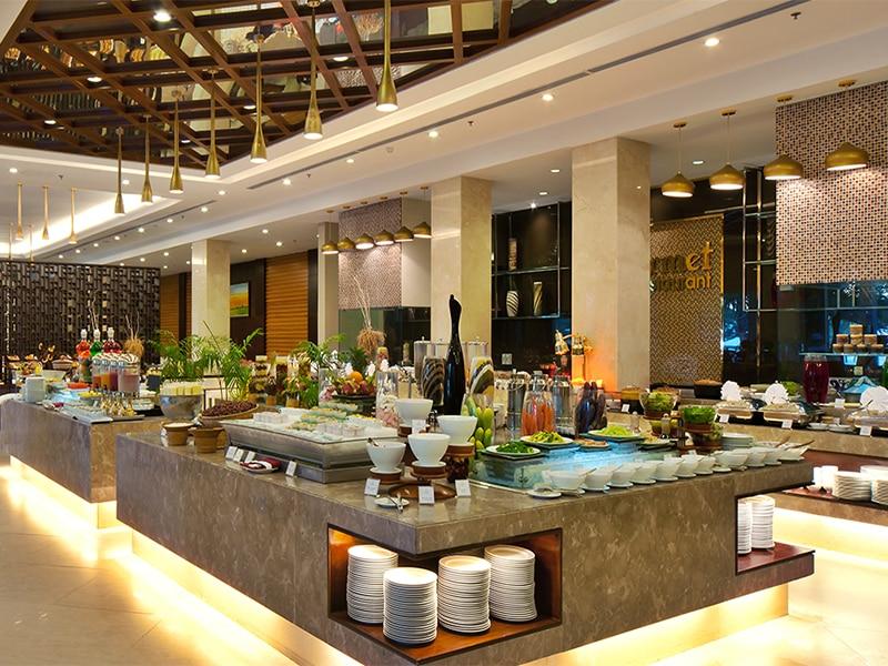 nhà hàng Vinpearl Phú Quốc Ocean Resort