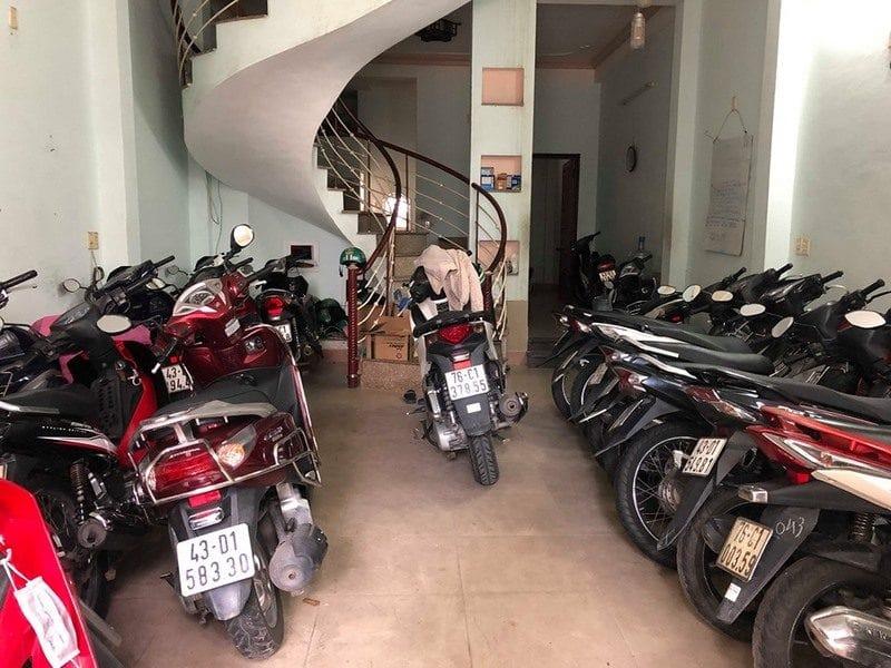 Thuê xe máy Bình Minh
