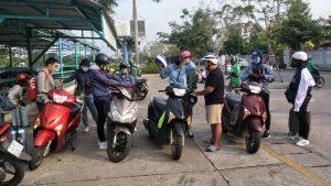 Thuê xe máy Gia Huy
