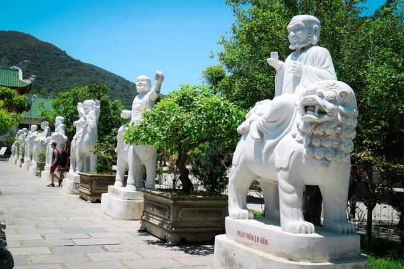 tượng 18 vị La Hán