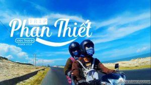 cho thuê xe máy tại Phan Thiết