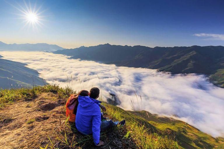 Săn mây ở Lũng Vân