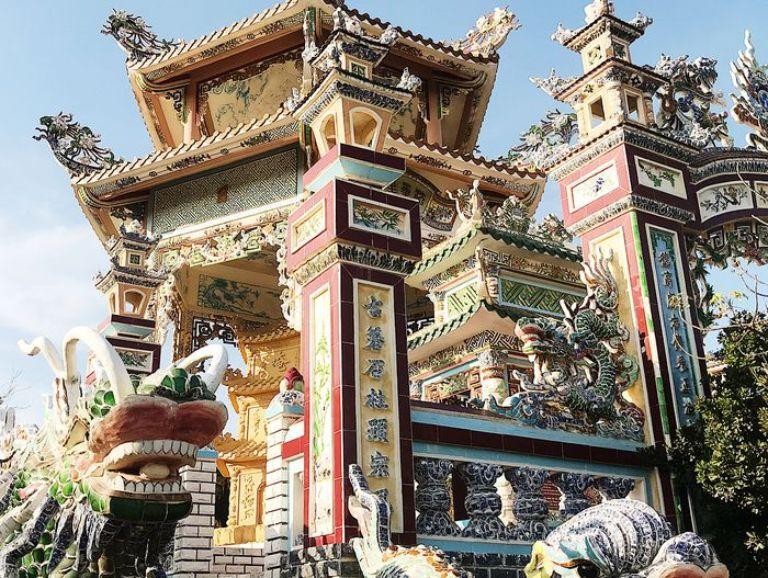 kiến trúc chùa cổ thạch