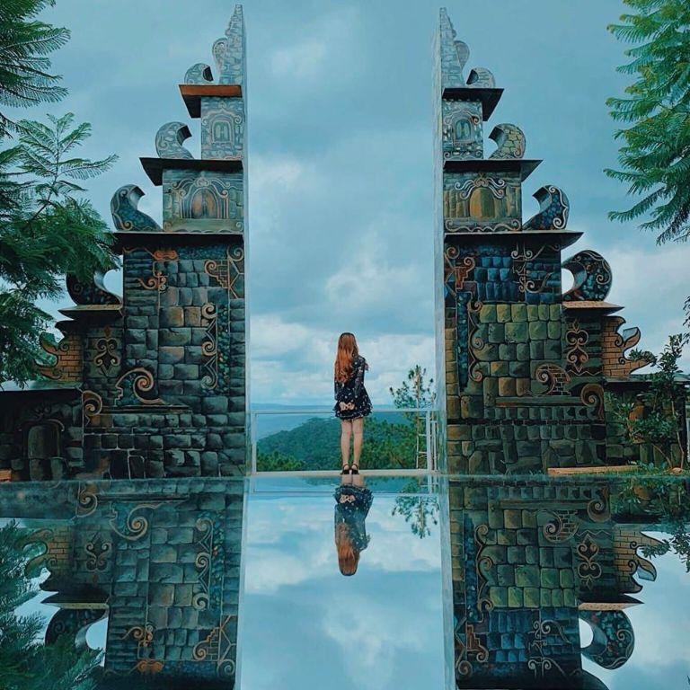 cổng trời Đà Lạt