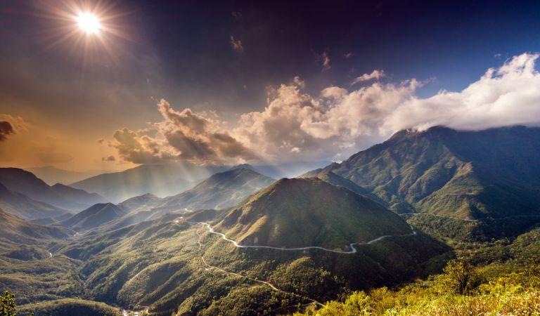 Đèo Ô Quy Hồ - Lào Cai