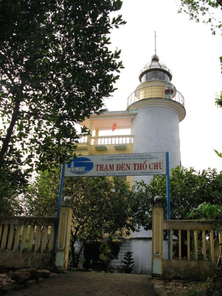 hải đăng tuzhou