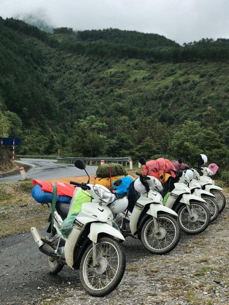 thuê xe máy đi phượt sapa