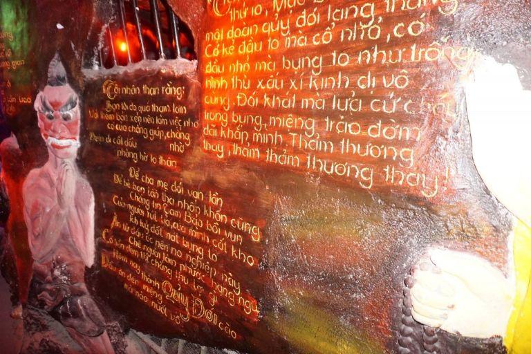 lời chú trong 18 tầng địa ngục