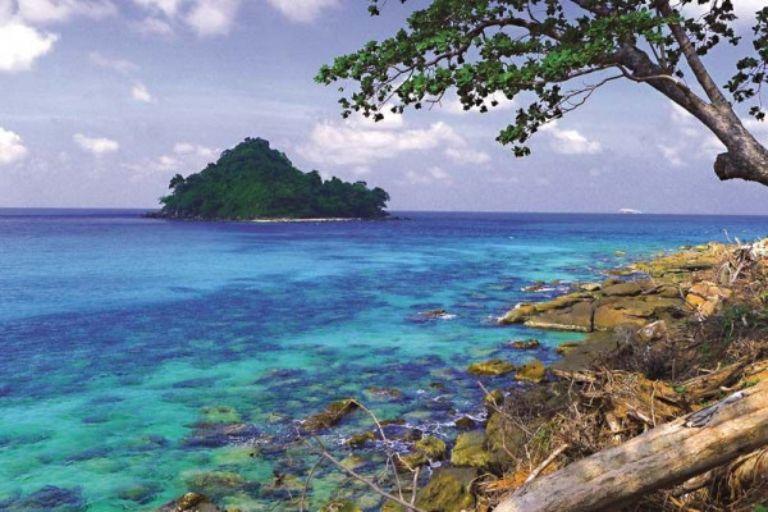 đảo xanh