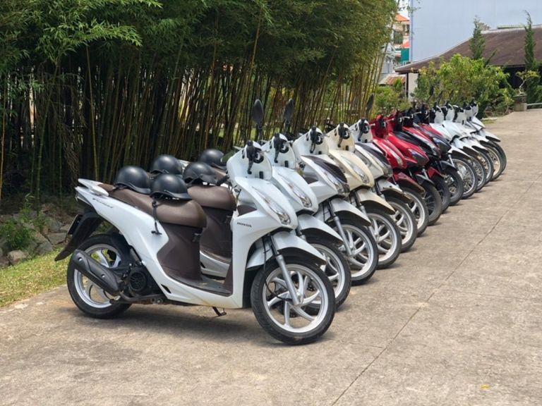 thuê xe máy Hoàng Hiếu