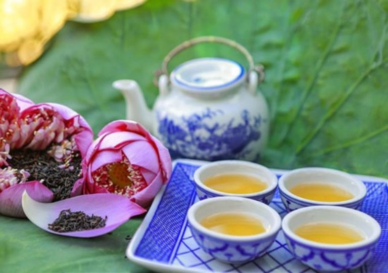 Chè Sen hồ tây hà nội