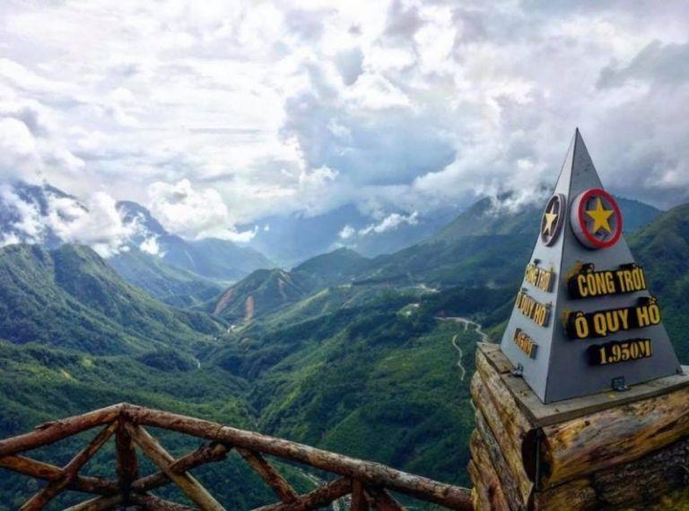 Đèo Ô Quy Hồ - Một trong tứ đại đỉnh đèo Tây Bắc