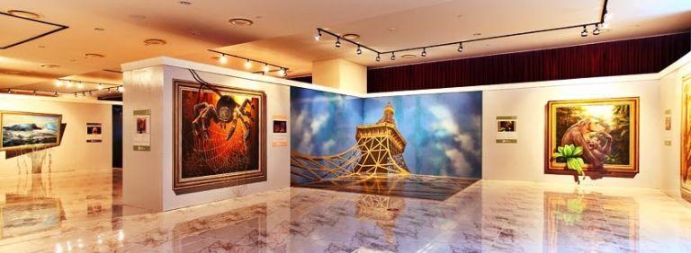 Bảo tàng sống 3D - Keangnam