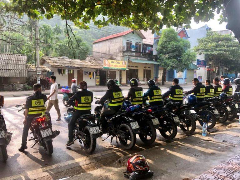 Thuê xe máy Hà Giang - EPIC