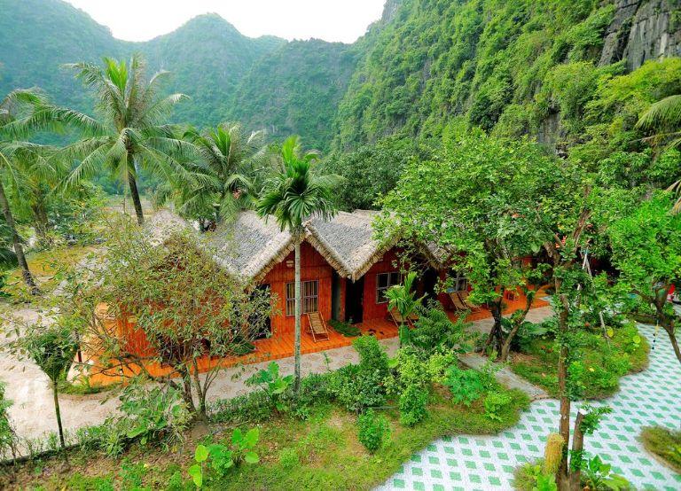 Tam Cốc Village Bungalow - Homestay ở Ninh Bình