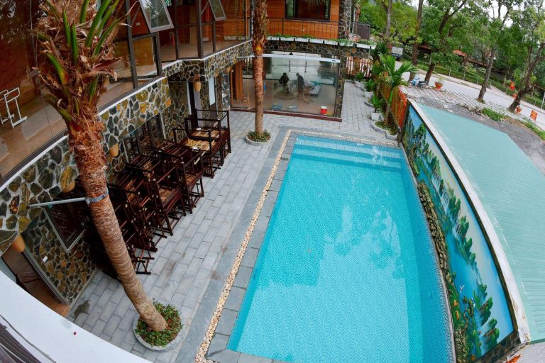 Bể bơi Tam Coc Dibi Villa
