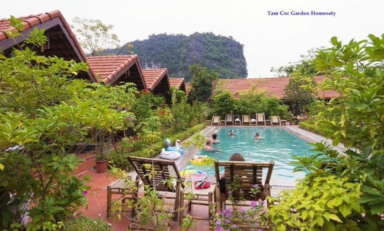 Tam Coc Garden Homestay ở Ninh Bình