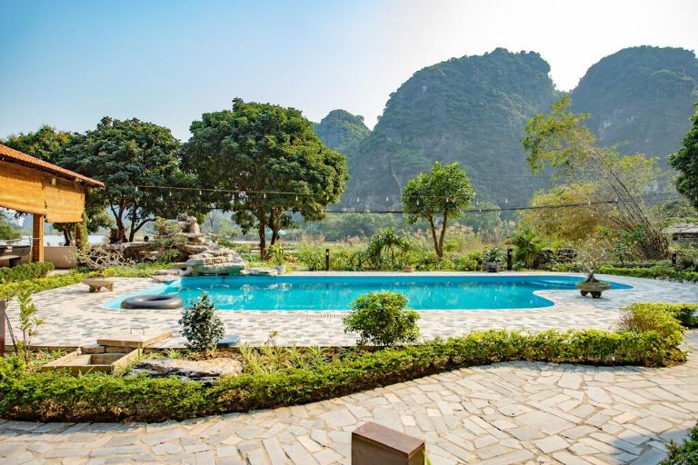 Trang An Central Homestay
