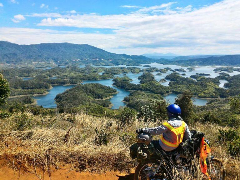 Phượt Tây Nguyên | Hồ Tà Đùng