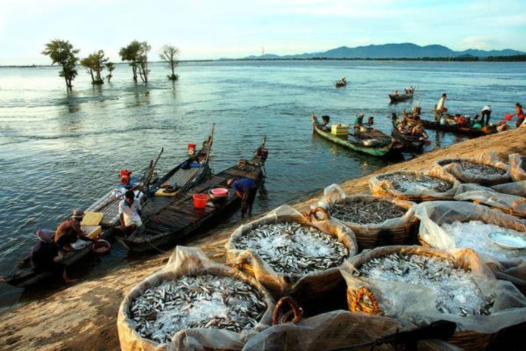 Bùng Bính Thiên - An Giang | Phượt tháng 8 miền Tây