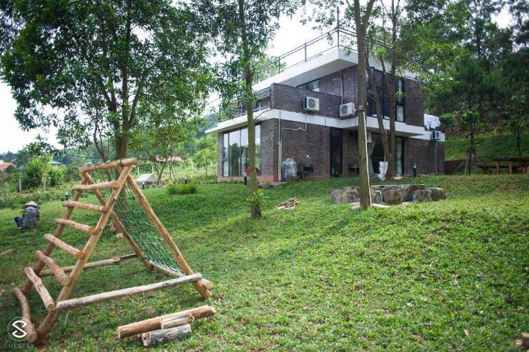 Big Homie là một trong số ít các homestay gần Hà Nội có view rừng trên cao; mọi góc đều có thể cho ra những bức hình đẹp, thu hút.