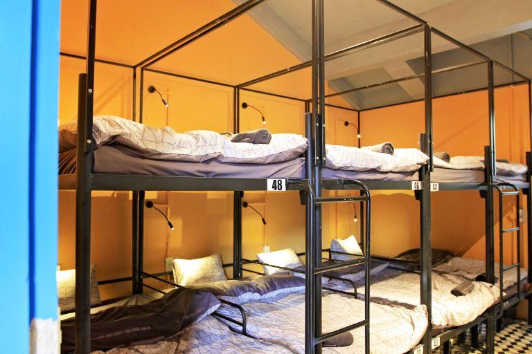 Homestay Tam Đảo - giường tầng