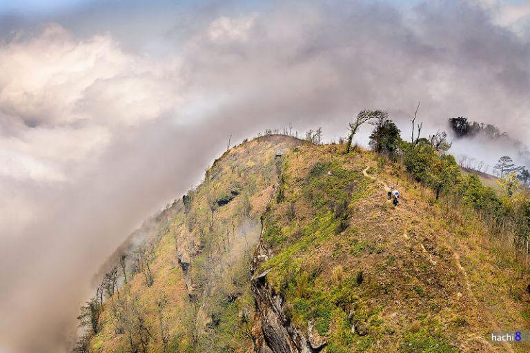 Khi nhắc đến leo núi Y Tý thì khó ai quên đi được cái tên Lảo Thần