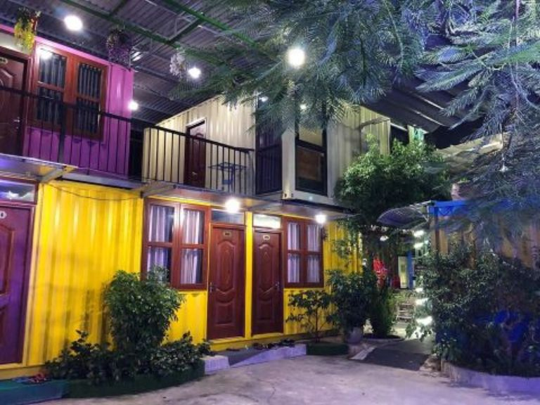Vung Tau Homestay Container