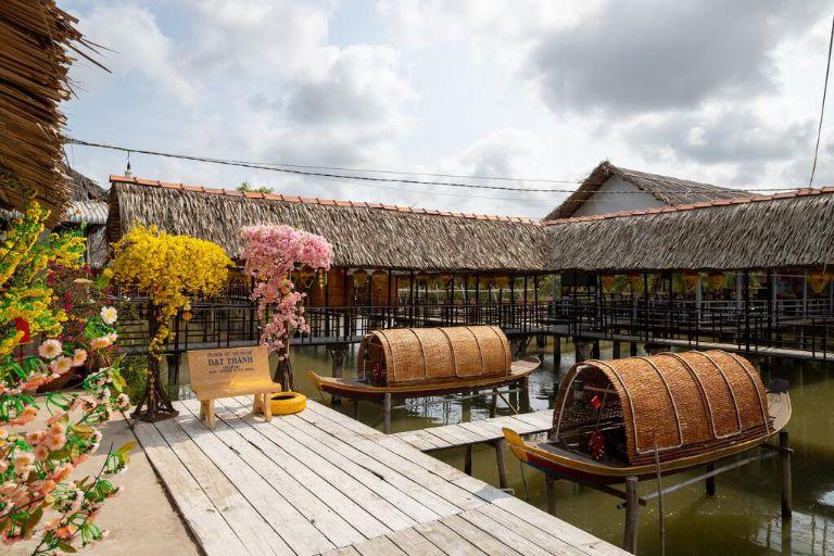 KDL Chin Song Mekong Bến Tre