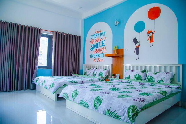 Phòng ốc tại Havana House - Homestay Quy Nhơn