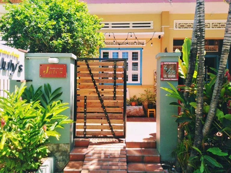 July's homestay Phú Yên