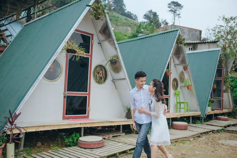 Homestay ở Tam đảo - Thiên Phúc Homestay Tam Đảo
