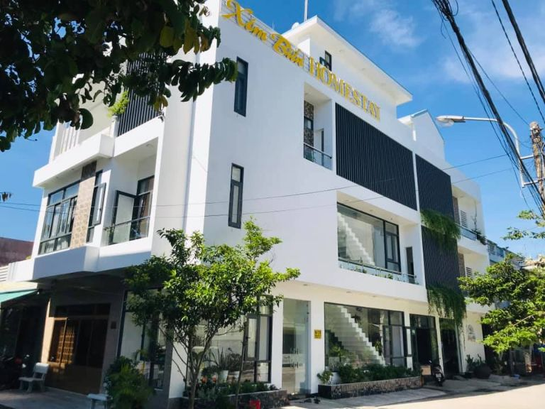 Xóm Biển homestay Phú Yên