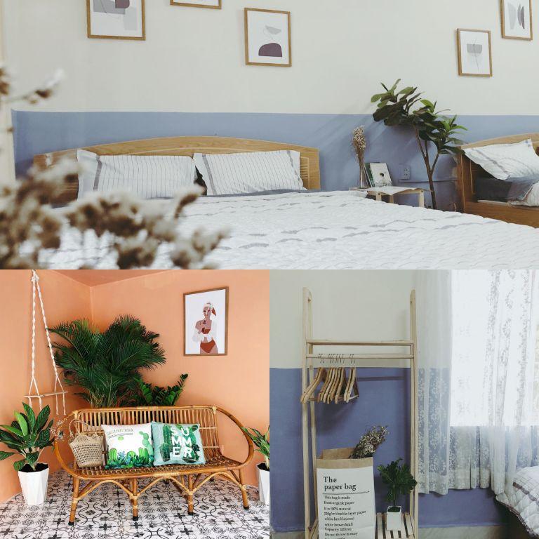 phòng tại homestay