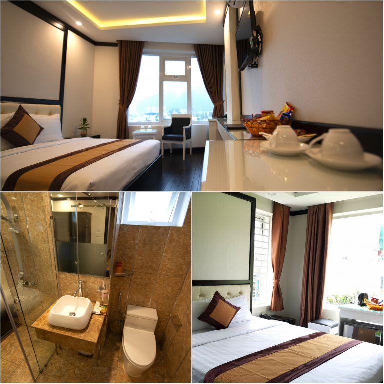 Các hạng phòng tại DPH Luxury Homestay Nha Trang