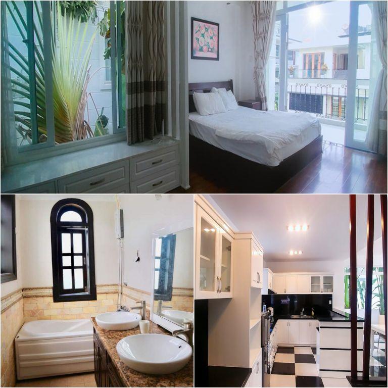 Phòng ốc sang trọng tại Homestay Nha Trang