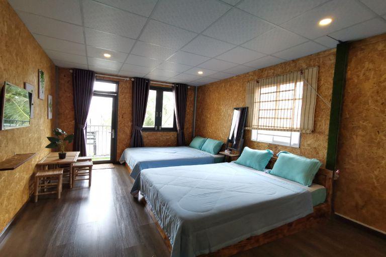 Phòng ốc tại Homestay TN Nha Trang