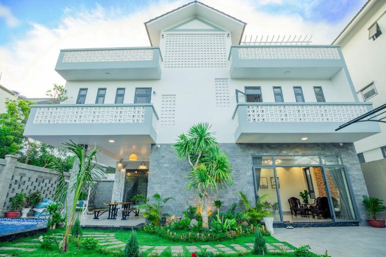palm villa cao cấp Vũng Tàu