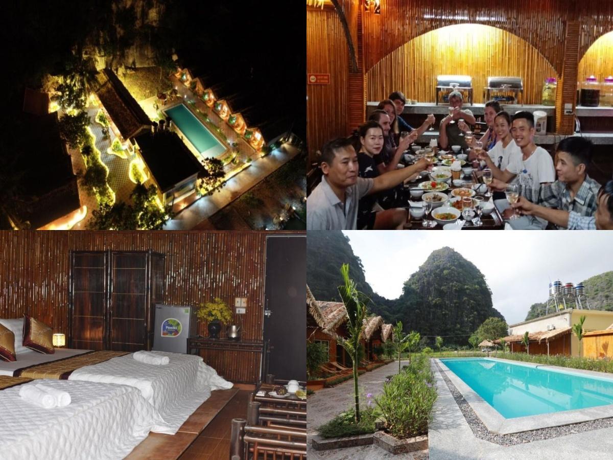 Tamcoc Village Bungalow - Homestay ở Ninh Bình