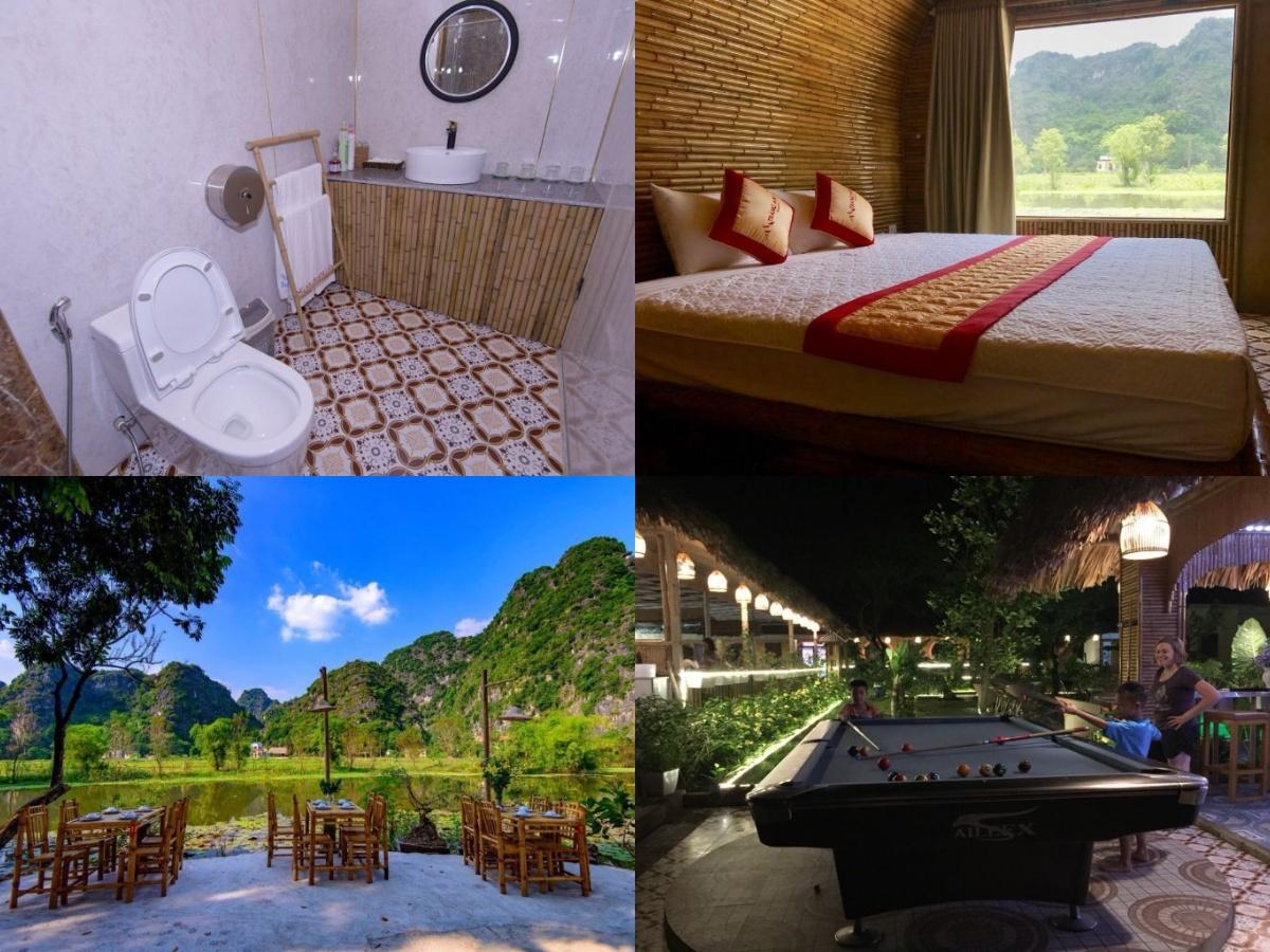 Trang An Bungalow - Homestay ở Ninh Bình