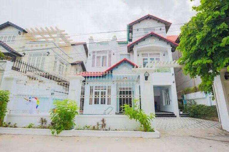 khuôn viên DREAM HOUSE Villa 21