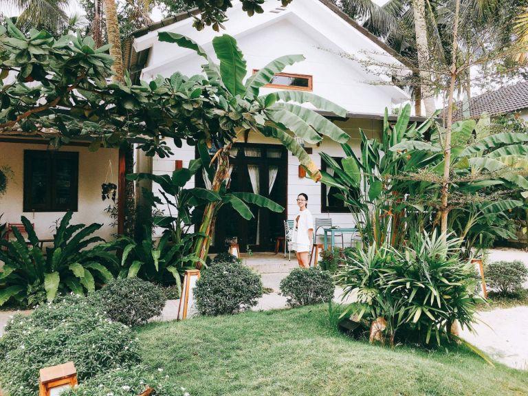 the may garden phú quốc Homestay Phú quốc
