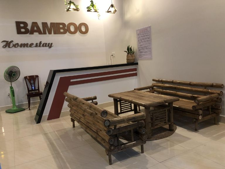 bamboo homestay rạch giá