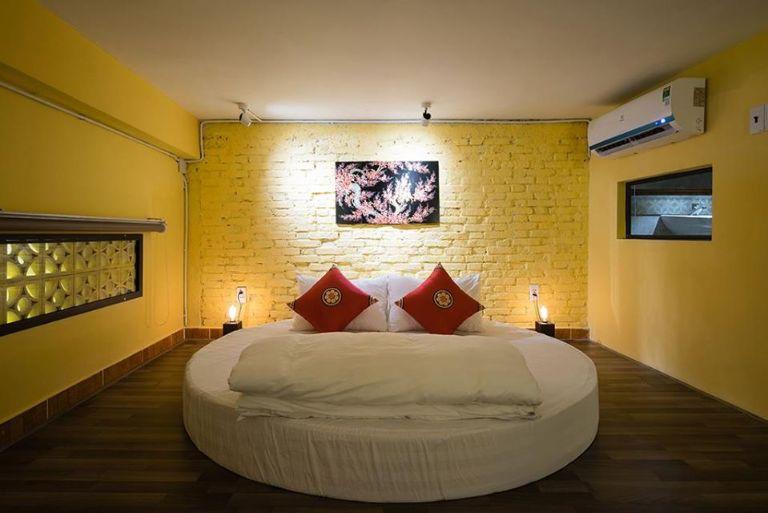 Indochine Nostalgia Apartment | homestay quận 1