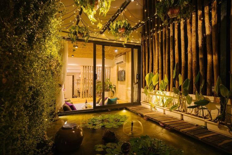 Lotus homestay Hà Nội