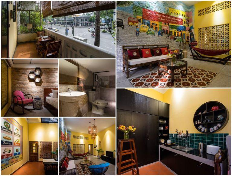 Indochine Nostalgia Apartment