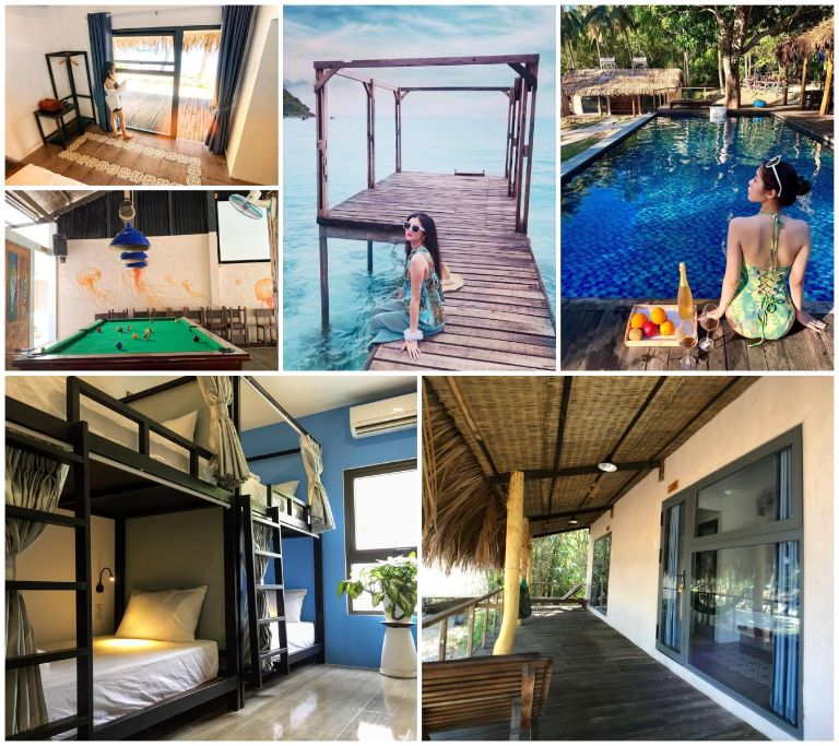 Langchia Resort - homestay Nam Du